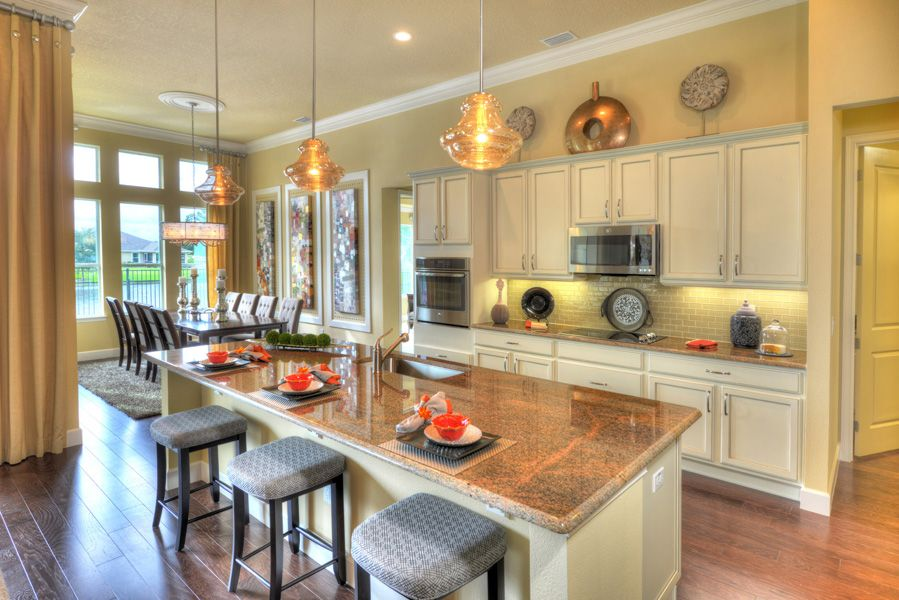 Kitchen featured in the Cameron By ICI Homes in Jacksonville-St. Augustine, FL