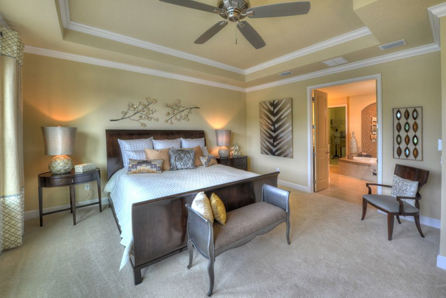 Bedroom featured in the Cameron By ICI Homes in Jacksonville-St. Augustine, FL