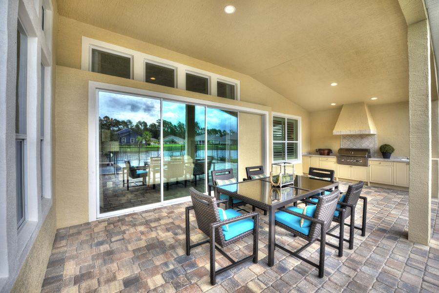 Exterior featured in the Cameron By ICI Homes in Gainesville, FL