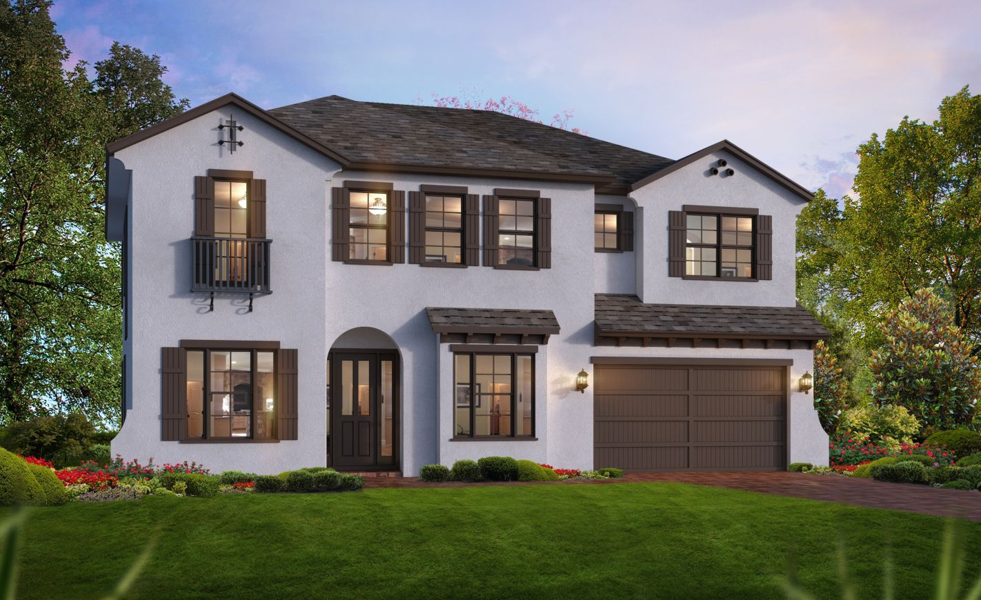 Exterior featured in the Travis By ICI Homes in Daytona Beach, FL