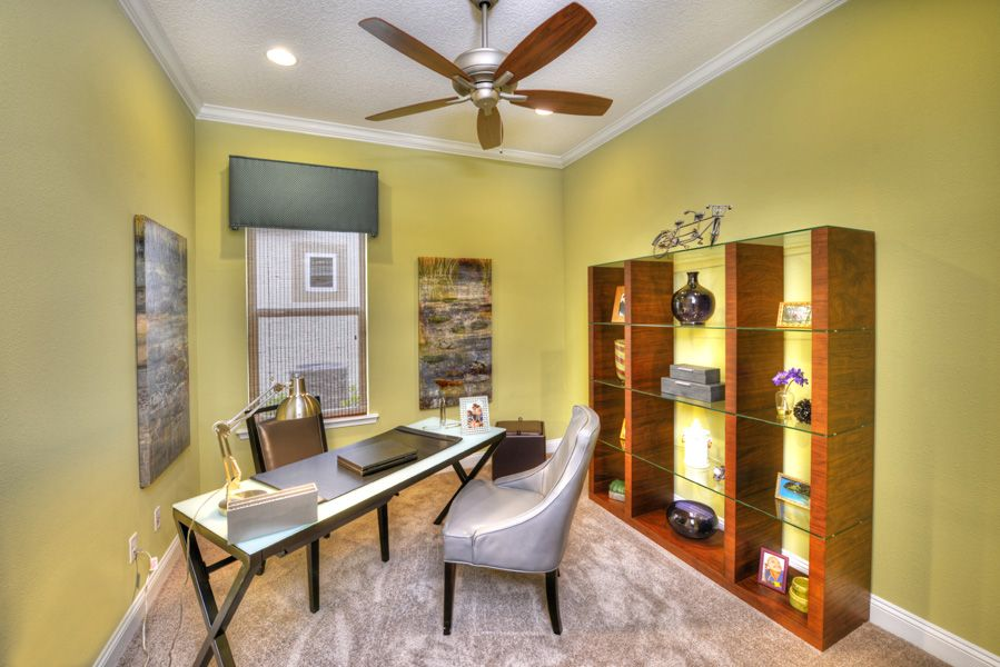 Living Area featured in the Serena By ICI Homes in Jacksonville-St. Augustine, FL