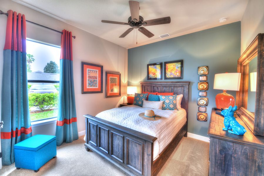 Bedroom featured in the Juliette By ICI Homes in Jacksonville-St. Augustine, FL