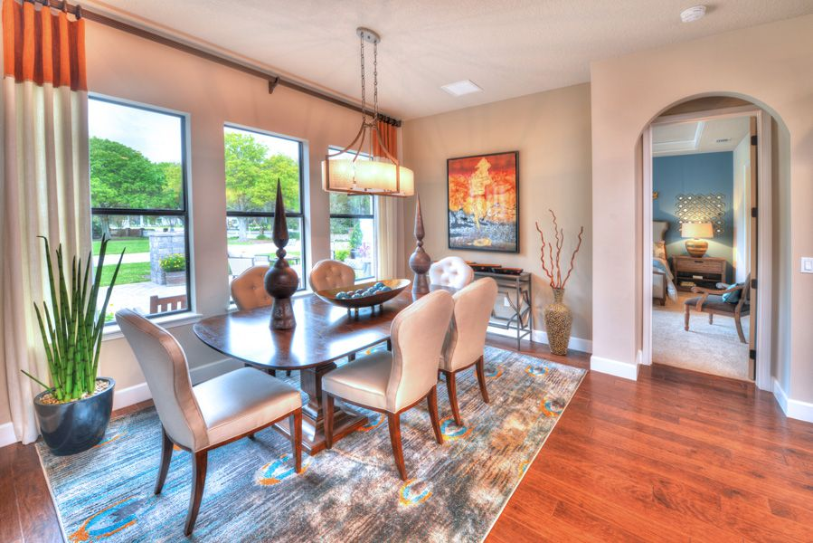 Living Area featured in the Juliette By ICI Homes in Jacksonville-St. Augustine, FL