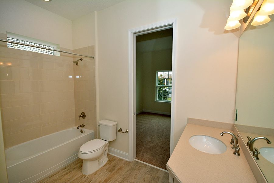 Bathroom featured in the Carmela By ICI Homes in Jacksonville-St. Augustine, FL