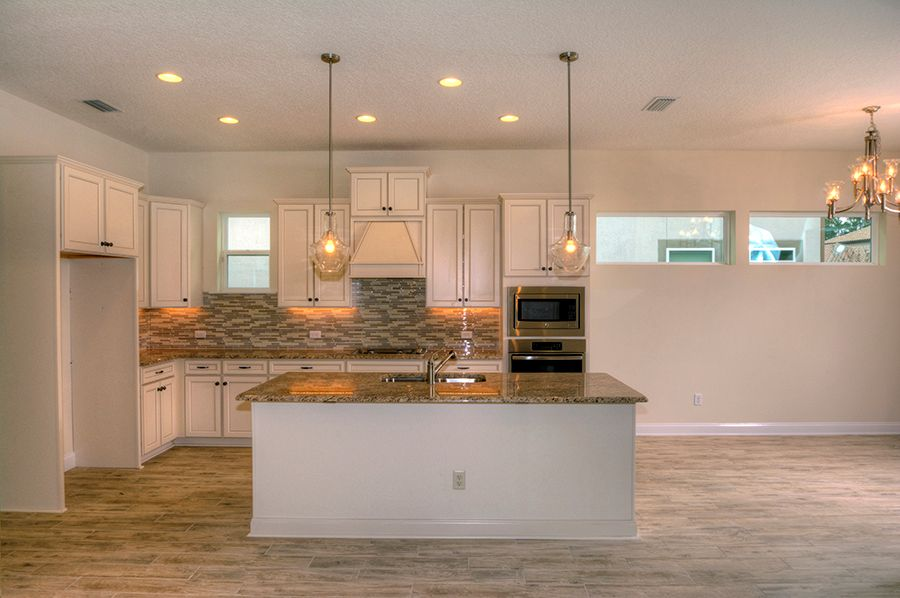 Kitchen featured in the Carmela By ICI Homes in Jacksonville-St. Augustine, FL