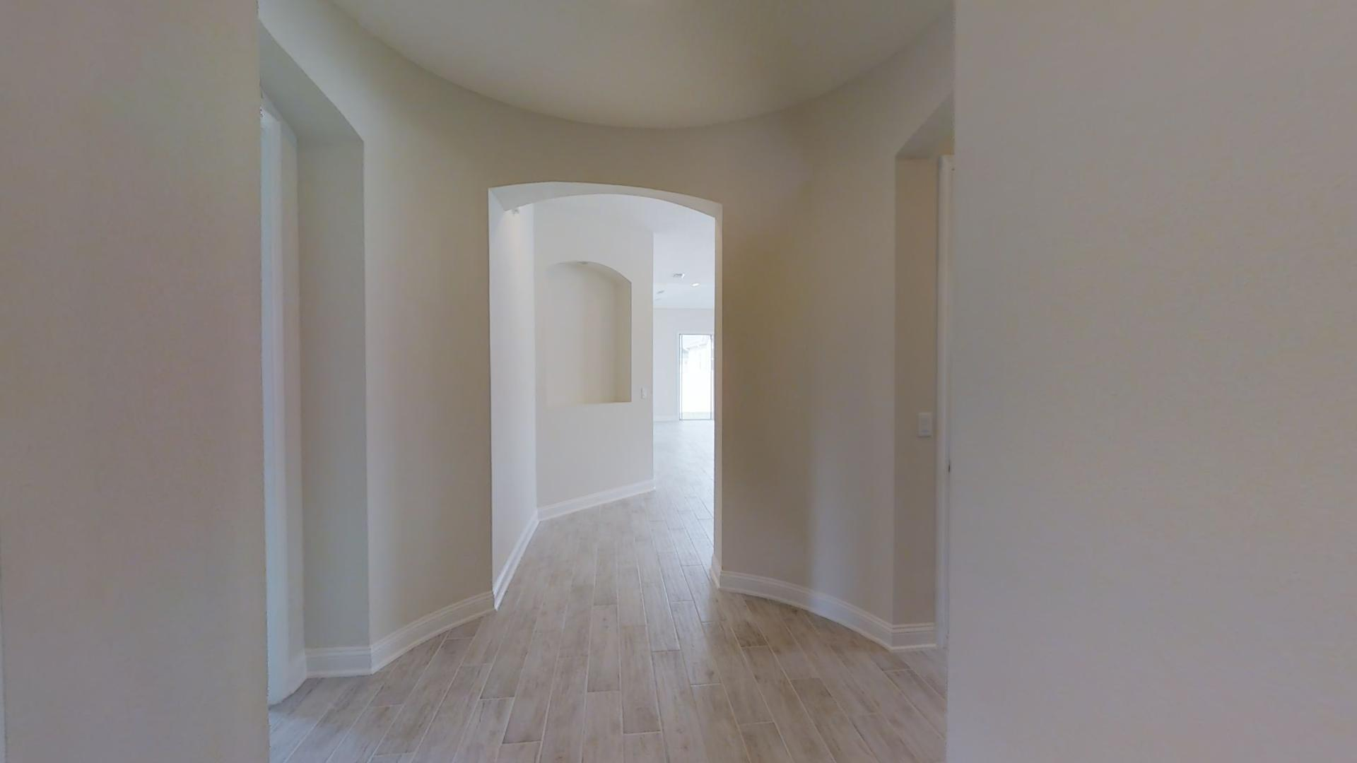 Living Area featured in the Granada By ICI Homes in Jacksonville-St. Augustine, FL