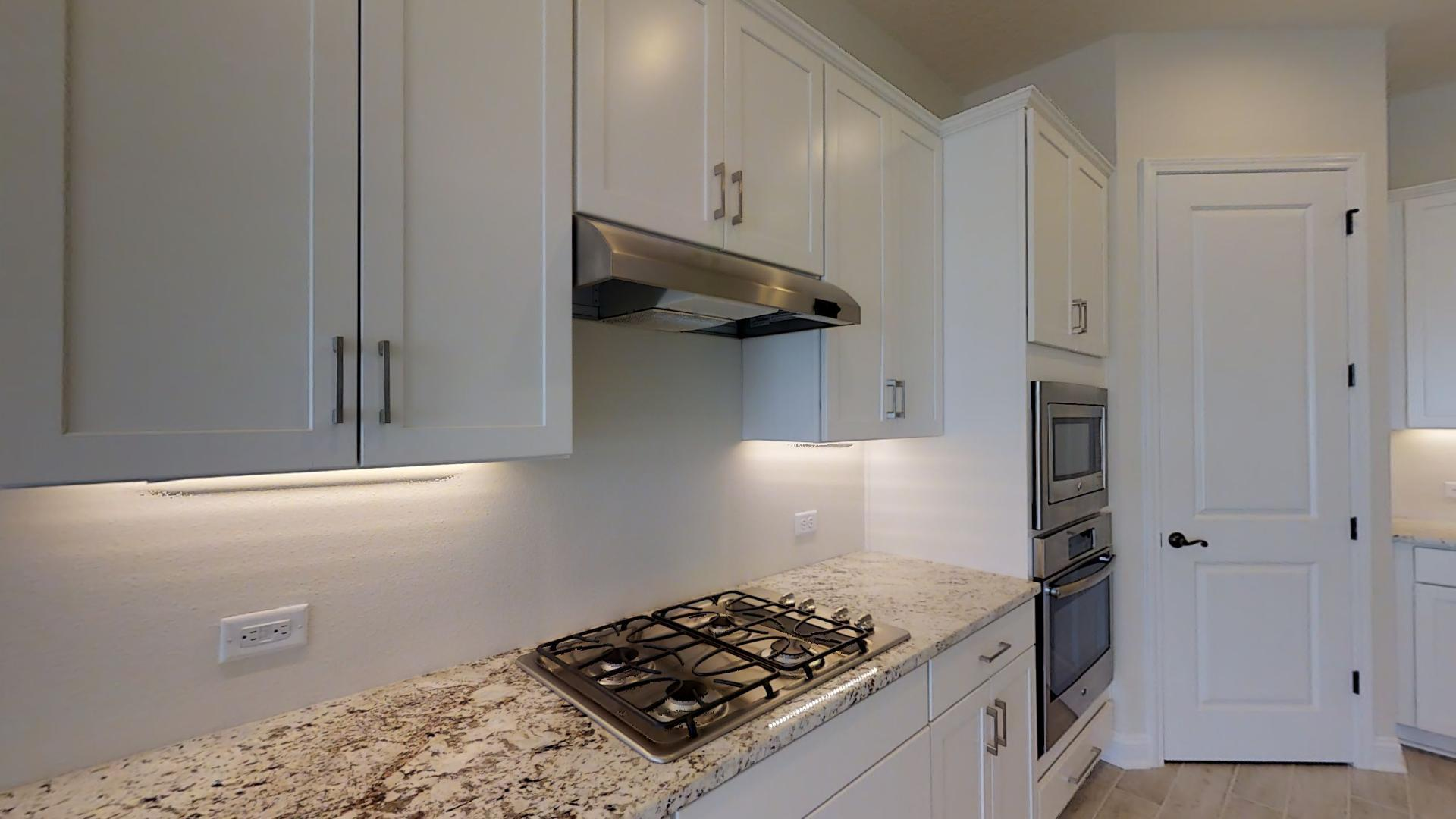 Kitchen featured in the Granada By ICI Homes in Jacksonville-St. Augustine, FL