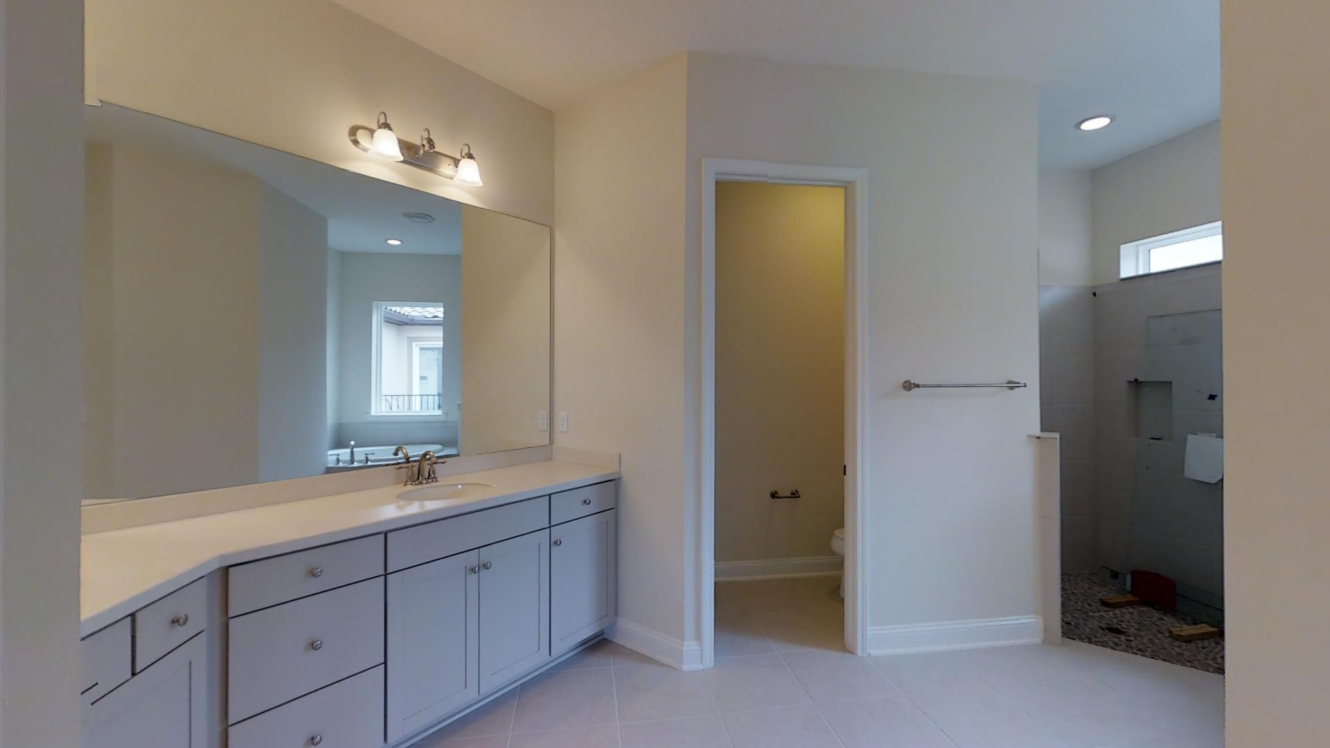 Bathroom featured in the Granada By ICI Homes in Jacksonville-St. Augustine, FL
