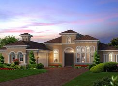 Isabella - Lake Jovita: Dade City, Florida - ICI Homes
