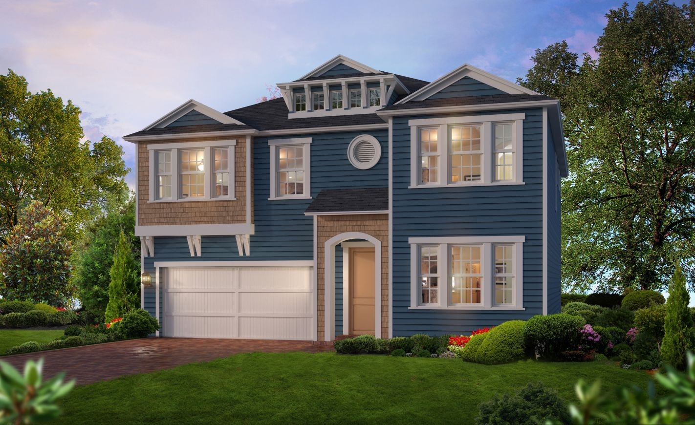 Exterior featured in the Malibu By ICI Homes in Daytona Beach, FL