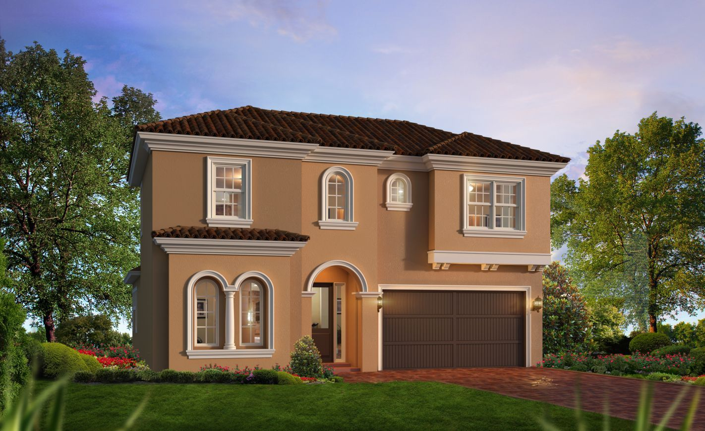 Exterior featured in the Palisade By ICI Homes in Daytona Beach, FL