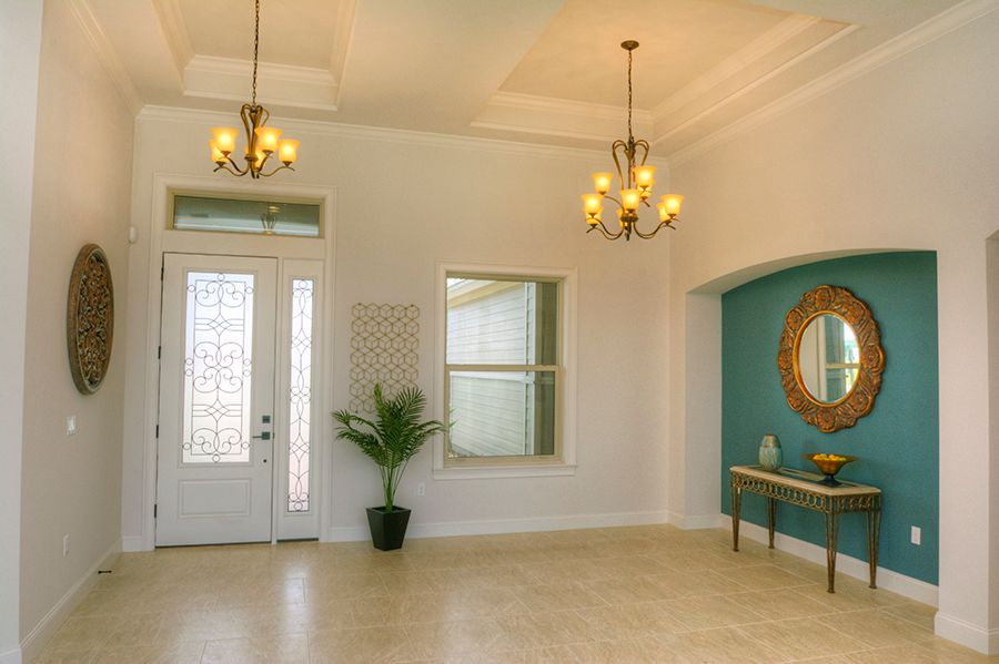 Living Area featured in the Egret VI By ICI Homes in Gainesville, FL