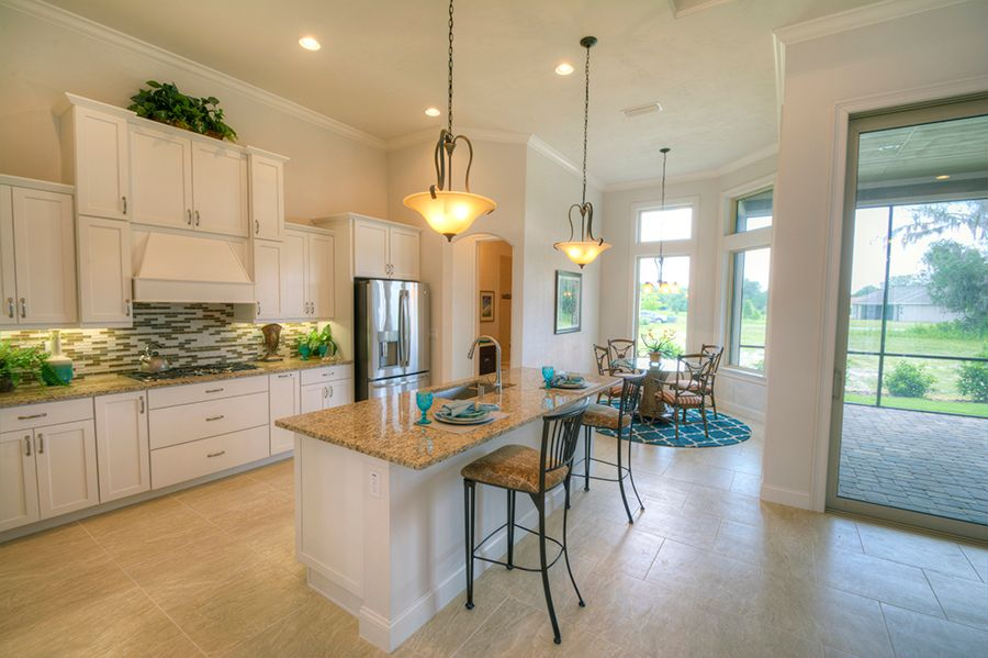 Kitchen featured in the Egret VI By ICI Homes in Gainesville, FL