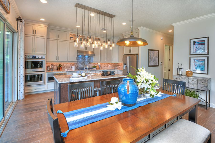 Kitchen featured in the Brooke By ICI Homes in Gainesville, FL
