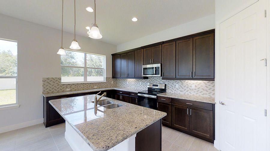 Kitchen featured in the Travis By ICI Homes in Daytona Beach, FL
