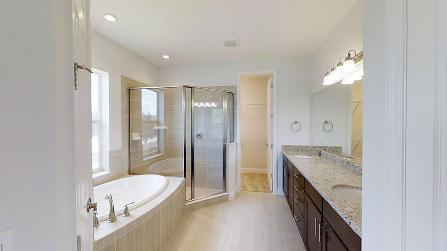 Bathroom featured in the Travis By ICI Homes in Daytona Beach, FL