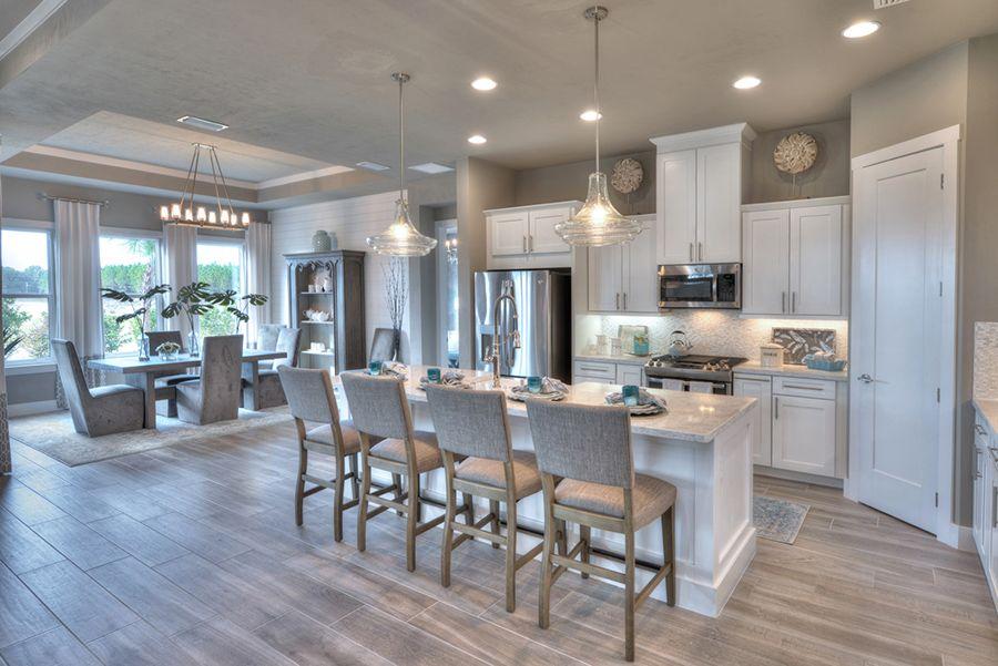 Kitchen featured in the Arden By ICI Homes in Daytona Beach, FL