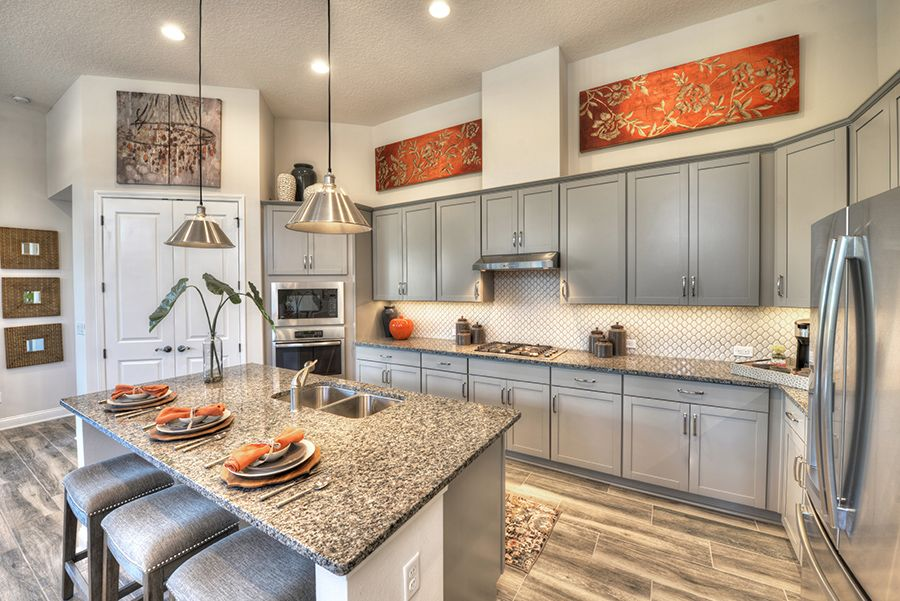 Kitchen featured in the Serena By ICI Homes in Daytona Beach, FL