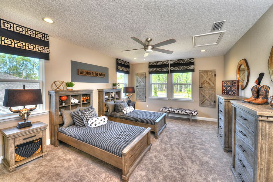 Bedroom featured in the Costa Mesa By ICI Homes in Tampa-St. Petersburg, FL
