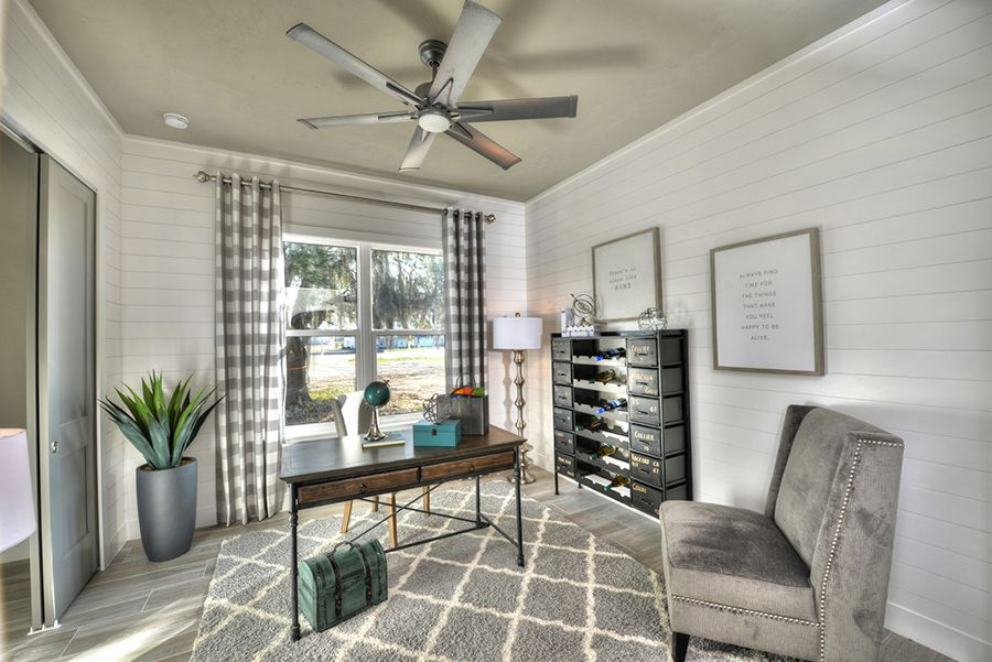 Living Area featured in the Arden By ICI Homes in Jacksonville-St. Augustine, FL