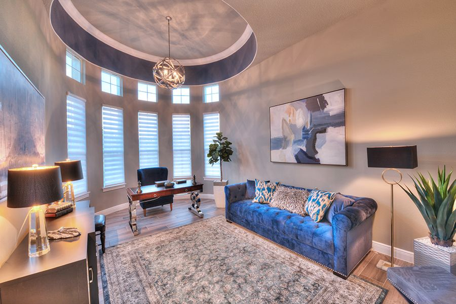 Living Area featured in the Isabella By ICI Homes in Daytona Beach, FL
