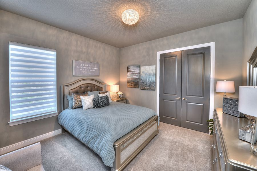 Bedroom featured in the Isabella By ICI Homes in Daytona Beach, FL