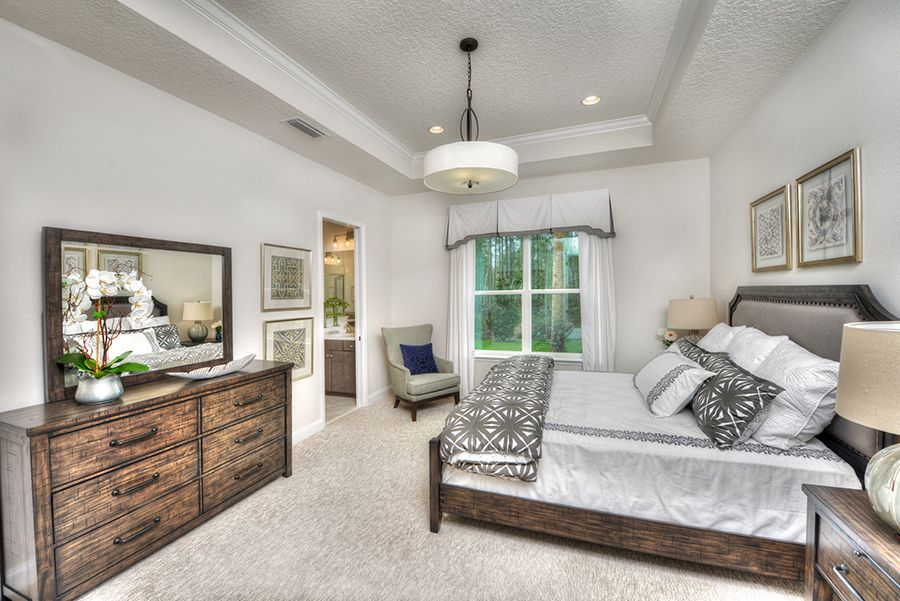 Bedroom featured in the Oakland By ICI Homes in Jacksonville-St. Augustine, FL