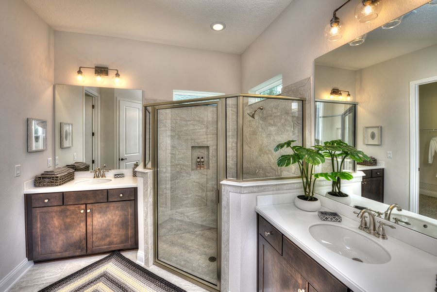 Bathroom featured in the Oakland By ICI Homes in Daytona Beach, FL
