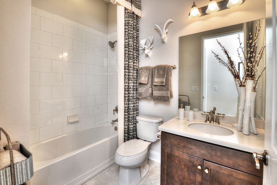 Bathroom featured in the Oakland By ICI Homes in Jacksonville-St. Augustine, FL