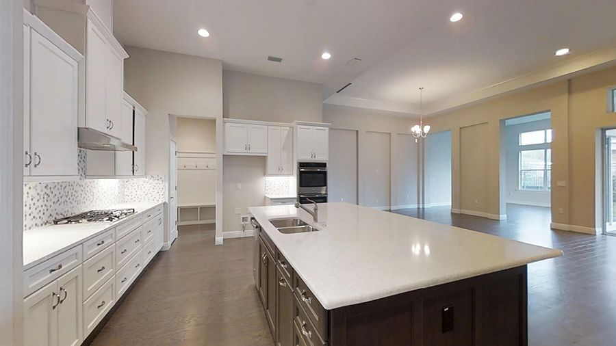 Kitchen featured in the Pamela By ICI Homes in Jacksonville-St. Augustine, FL