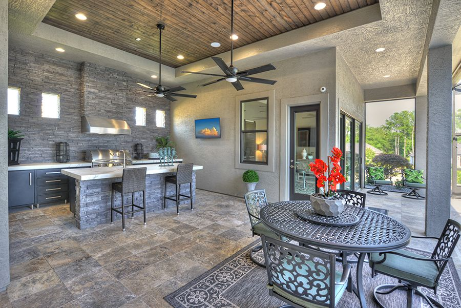Exterior featured in the Egret V By ICI Homes in Gainesville, FL