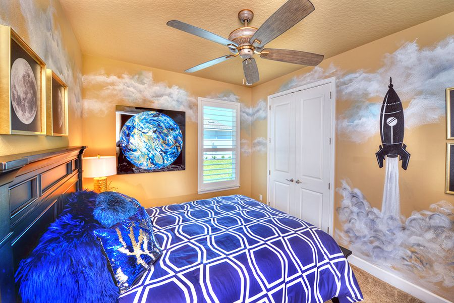 Bedroom featured in the Oakland By ICI Homes in Gainesville, FL