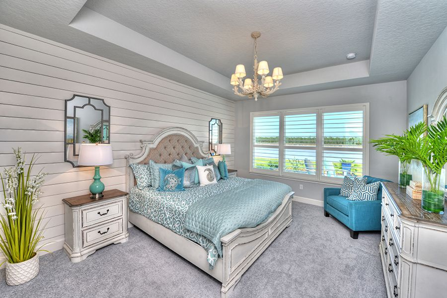 Bedroom featured in the Fontana By ICI Homes in Jacksonville-St. Augustine, FL