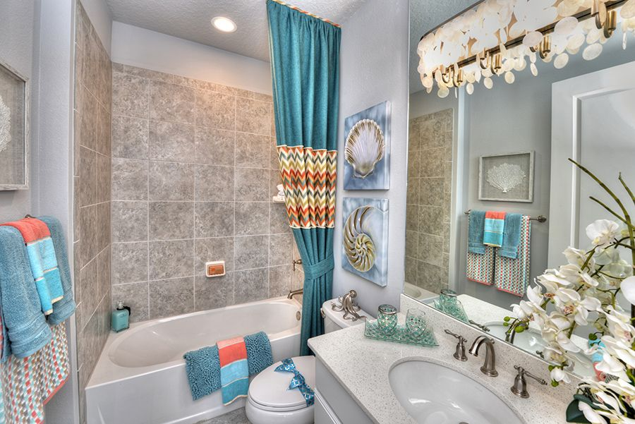 Bathroom featured in the Fontana By ICI Homes in Jacksonville-St. Augustine, FL