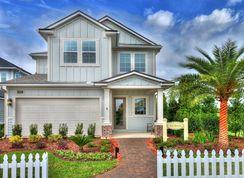 Monroe - Tamaya: Jacksonville, Florida - ICI Homes
