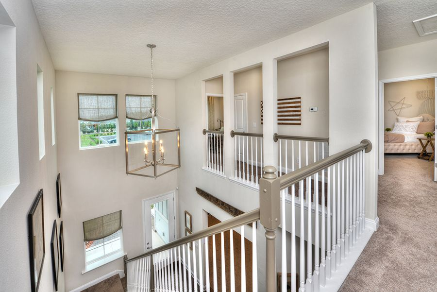 Living Area featured in the Monroe By ICI Homes in Jacksonville-St. Augustine, FL