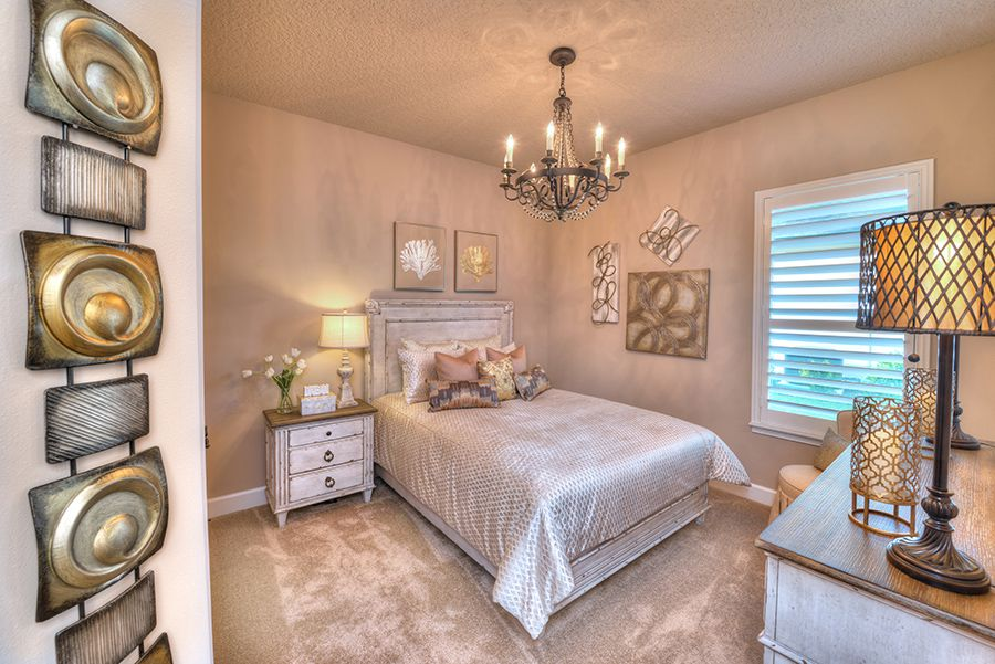 Bedroom featured in the Costa Mesa By ICI Homes in Gainesville, FL