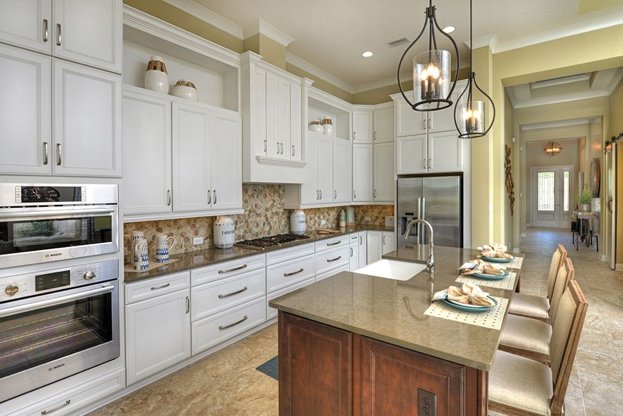 Kitchen featured in the Aiden By ICI Homes in Jacksonville-St. Augustine, FL