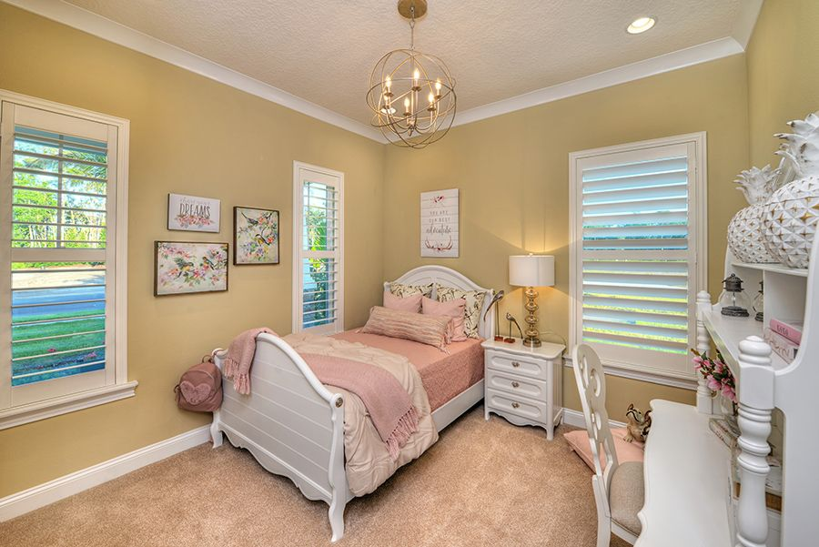 Bedroom featured in the Aiden By ICI Homes in Jacksonville-St. Augustine, FL