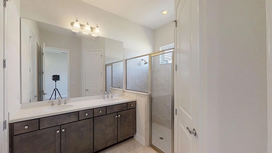 Bathroom featured in the Monterey By ICI Homes in Jacksonville-St. Augustine, FL