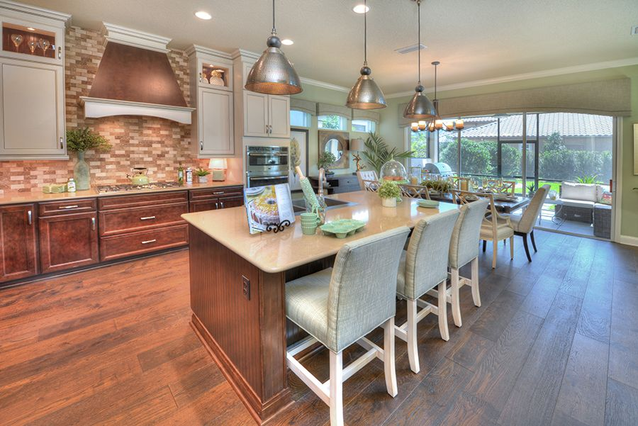 Kitchen featured in the Victoria By ICI Homes in Gainesville, FL