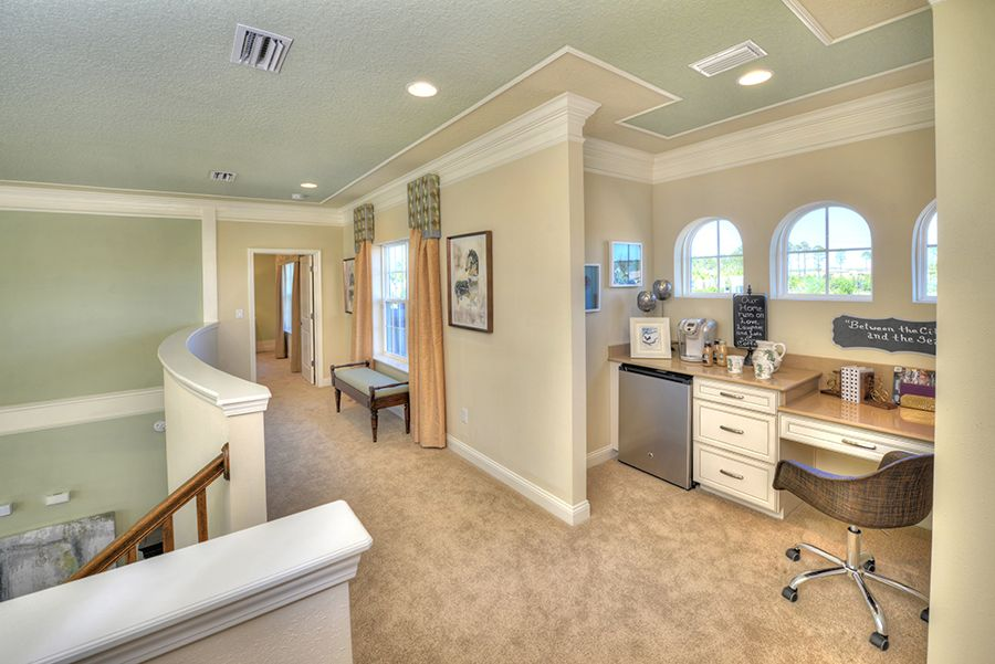 Living Area featured in the Victoria By ICI Homes in Gainesville, FL