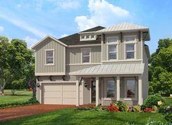 Malibu - eTown: Jacksonville, Florida - ICI Homes