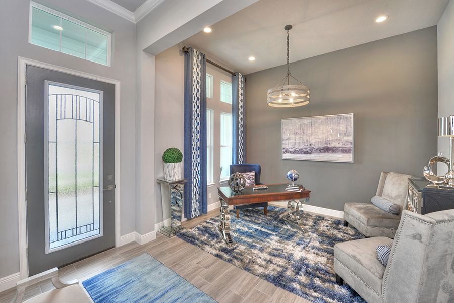 Living Area featured in the Costa Mesa By ICI Homes in Jacksonville-St. Augustine, FL