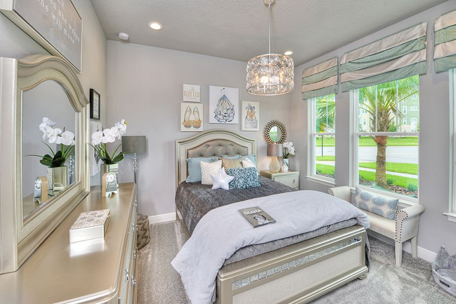 Bedroom featured in the Costa Mesa By ICI Homes in Daytona Beach, FL