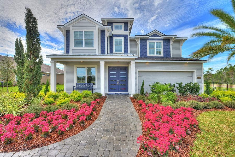 'Woodhaven' by ICI Homes  in Daytona Beach