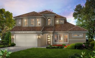 Palos Verdes - Tamaya: Jacksonville, Florida - ICI Homes