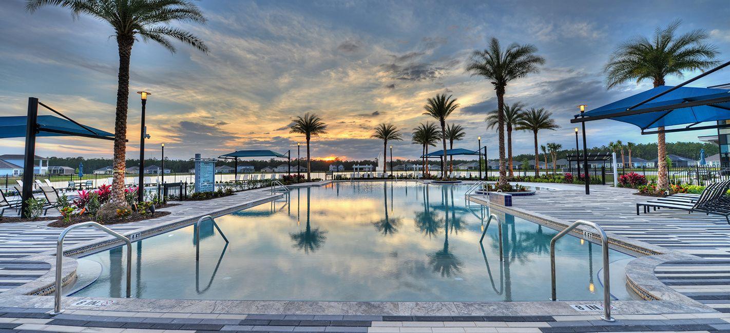 'Mosaic' by ICI Homes  in Daytona Beach