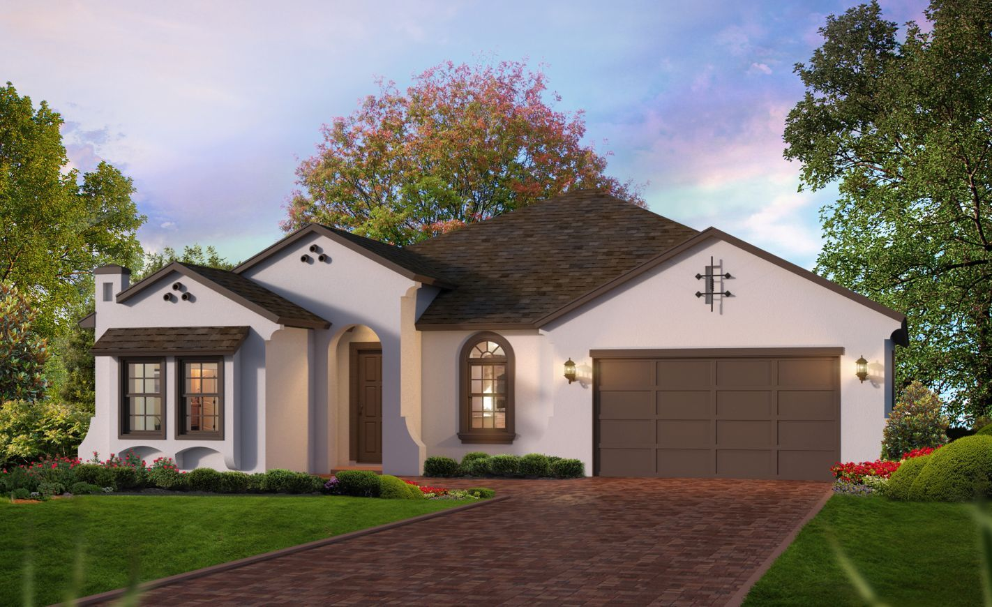 Exterior featured in the Juliette By ICI Homes in Jacksonville-St. Augustine, FL