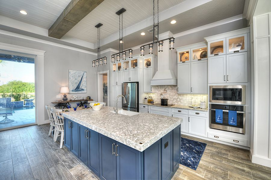Kitchen featured in the Atlantic By ICI Homes in Jacksonville-St. Augustine, FL